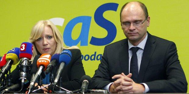 Kippt Slowakei die Griechen-Rettung?