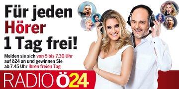 Nächste Woche geht's wieder los!: Radio Ö24 sucht den coolsten Chef Österreichs