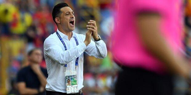 Rumänien-Trainer schwärmt vom ÖFB