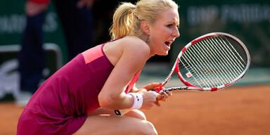 Tennis-Ass legt Total-Absturz hin
