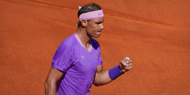 Nadal gewinnt zehnten Titel in Rom