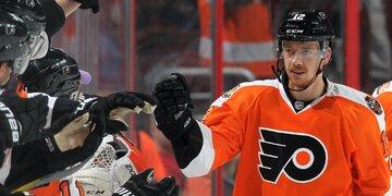 5:3 Flyers vs Flames: Kärntner Raffl trifft erneut in der NHL