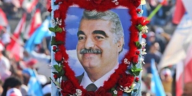 UNO-Chefankläger: Anklage im Fall Hariri