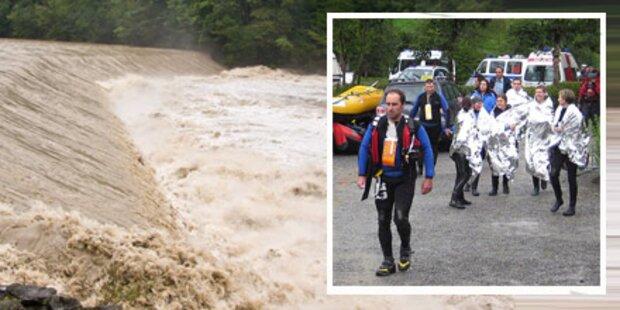 Rafting-Drama: Vorwürfe gegen Guides