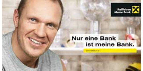 Raiffeisen startet neue Werbekampagne