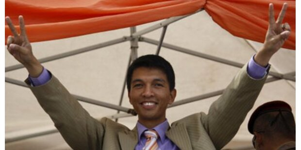 Madagaskar: Rajoelina wird Präsident