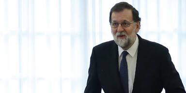 Madrid leitet Entmachtung Kataloniens ein