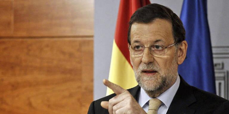 Notenbank: Spanien mit Mini-Wachstum
