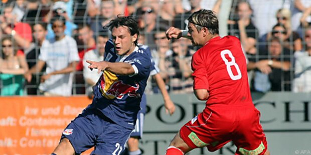 Salzburg-Leihgabe Rakic schoss 1860 zu 1:0-Sieg