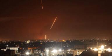 Israel: Erneute Luftangriffe auf Ziele im Gazastreifen