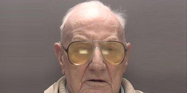 101-Jähriger muss 13 Jahre in Haft