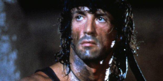 Stallone schreibt an letztem Rambo Teil