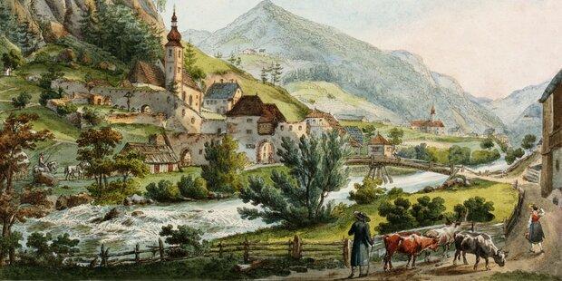 So stark wuchsen Salzburgs Gemeinden