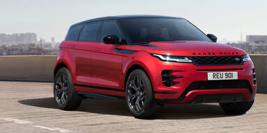 Neue Modelle beim Evoque und Discovery Sport
