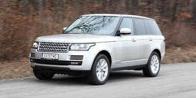Range Rover 3,0 TDV6 Vogue im Test