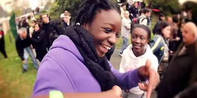 Cooles Rap-Video mit Sarko-Gegner Hollande