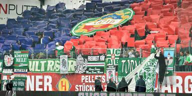 Bundesliga: Rapid bleibt Fan-Magnet
