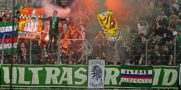 Rapid: Tickets zu teuer - Fans sauer