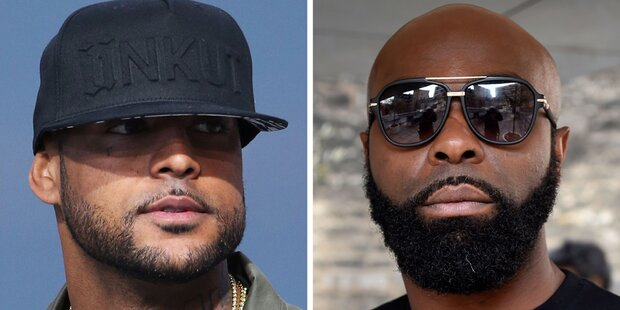 Zwei Rapper nach Schlägerei festgenommen
