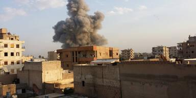 Hälfte von IS-Hochburg Raqqa schon eingenommen