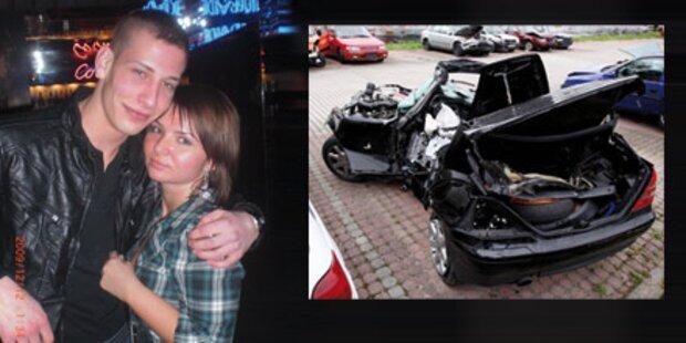 Auch Beifahrerin nach Gürtel-Crash tot