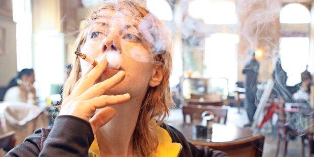 Rauchverbot: 51% wollen unterschreiben