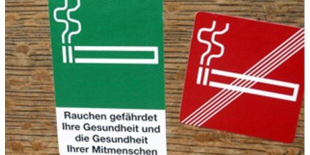 Wo Zigarettenkonsum verboten ist