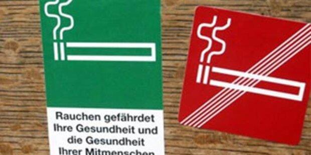Mehrheit für Totales Rauchverbot