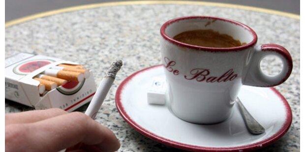 Kontrollen der Nichtraucher-Zonen