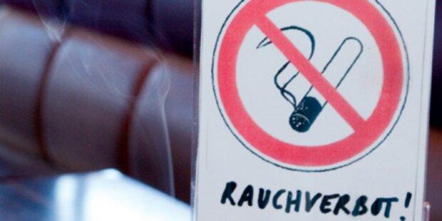 Kaum Anzeigen nach Rauchverbot