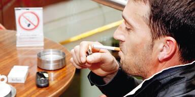 Rauchverbot für Gastronomie