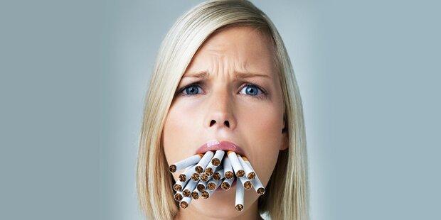 Statt Rauchverbot: Bald Kammerl für Qualmer