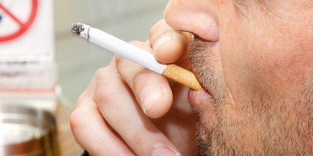 Rauch- Verbot in eigener Wohnung