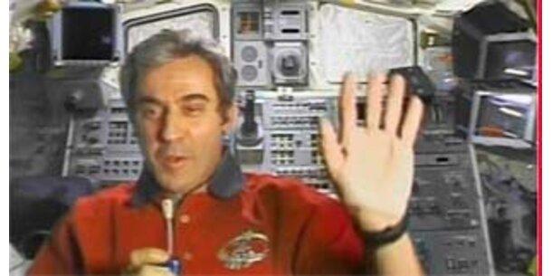 ESA sucht Austro-Astronauten