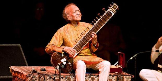 Musiklegende Ravi Shankar ist tot