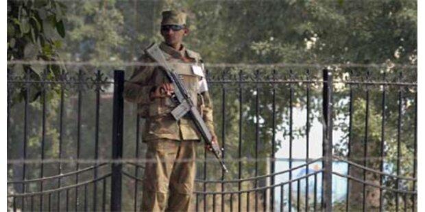 Anschlag auf Moschee fordert Tote