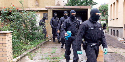 Top-Hintermänner des IS verhaftet!