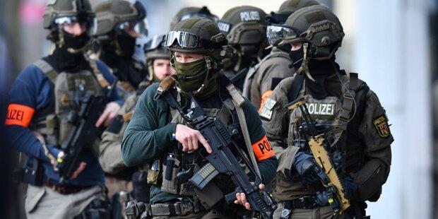 Millionenbetrug: Razzien in Deutschland