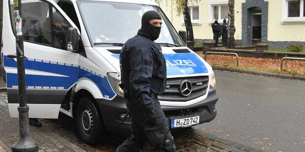 Möglicher Terror-Anschlag in Deutschland vereitelt