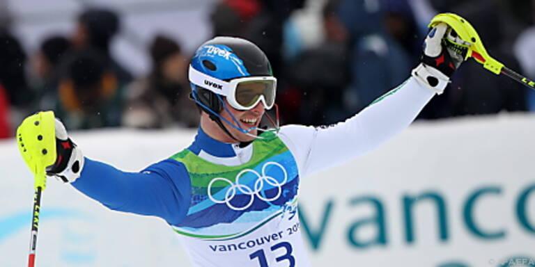 Weltmeister Pranger im Olympia-Slalom zu übermütig