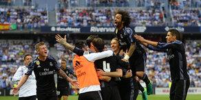 Real Madrid feiert 33. Meistertitel der Clubgeschichte