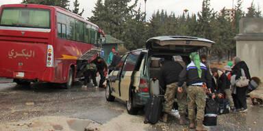 Rebellen Syrien
