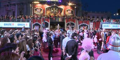 "Life Ball 2012: Die Stars am ""Magenta Carpet"""