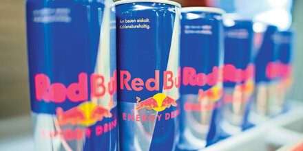 Red Bull bleibt Überflieger