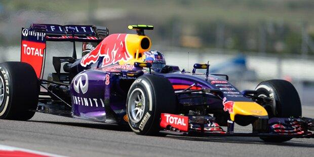 Formel 1 wird 2016 wieder lauter