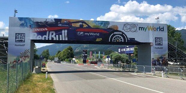 myWorld holte Scuderia Toro Rosso nach Graz