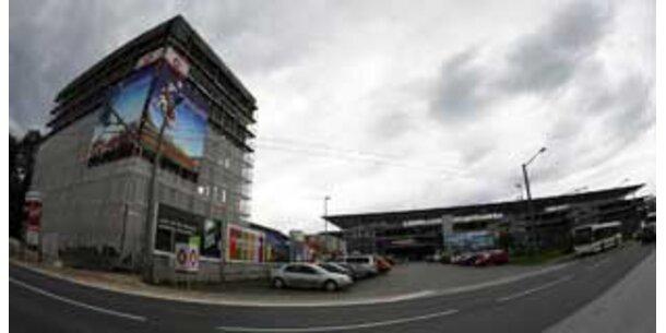 Mateschitz baut in Salzburg einen Media-Turm