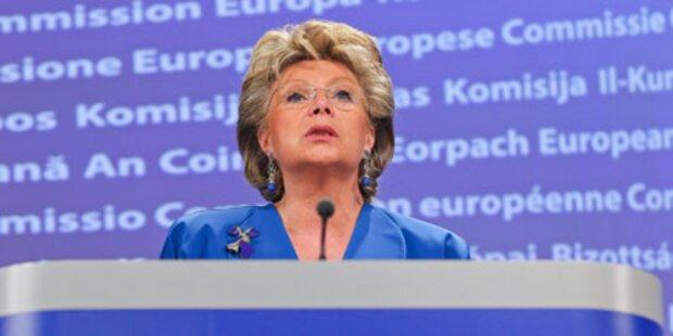 EU fordert mehr Rechte für Verhaftete