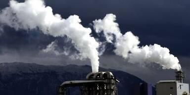 Reduktion der Treibhausgase als Ziel