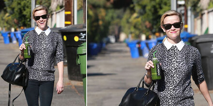 Reese Witherspoons perfekter Business Look